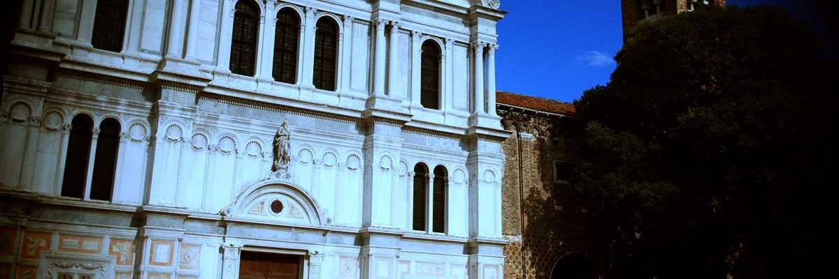 The Church of San Zaccaria.