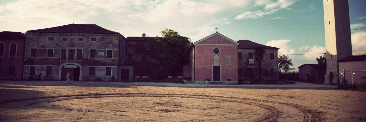 The square of Lio Piccolo (Bazzmann Archive / Venipedia)