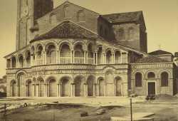 Apse of the Basilica of Santa Maria and San Donato in Murano (Cornell University Library)